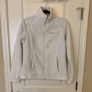 Columbia fleece jacket Size M